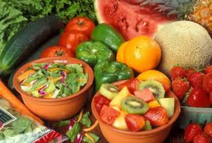 health tips for healthy eating eat fruits and vegetables Health Tips For Eating Healthy