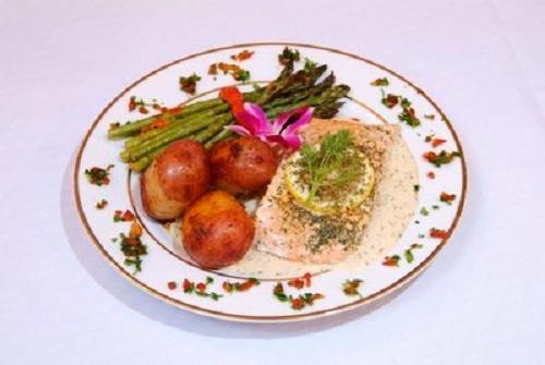 healthy baked salmon recipe Healthy Baked Salmon Recipe