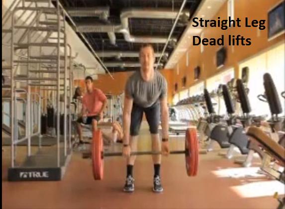 upper body lower body split romanian deadlifts Upper Body/Lower Body Split Workout Routine