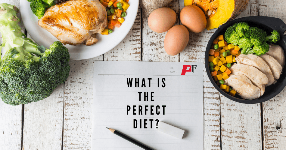 what is the perfect diet