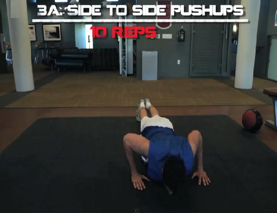 medicine ball bodyweight workout Medicine Ball Body Weight Workout Video