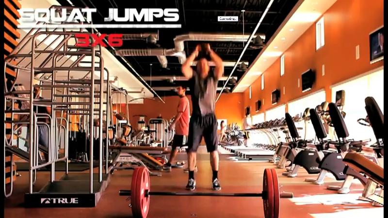 power leg workout for men squat jumps Power Leg Workout For Men Workout Video