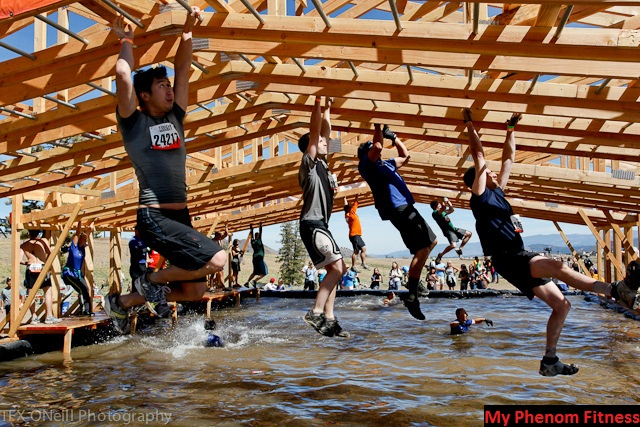 tough mudder workout Tough Mudder Workout!
