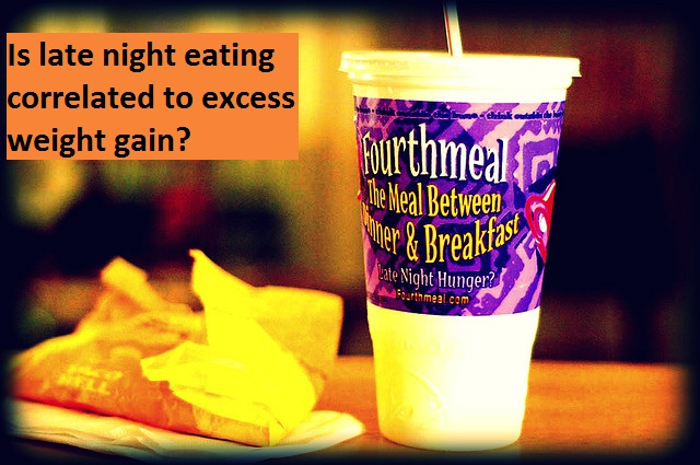 eating at night linked to weight gain Does Eating at Night Make You Gain Weight