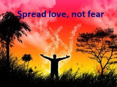 health tip of the day spread love not fear Health Tip of the Day 7 | Be More Accepting and Loving