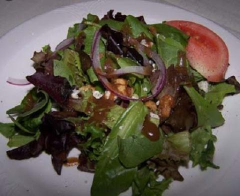 2000 calorie diet salad