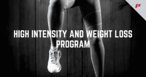 high intensity weight loss program