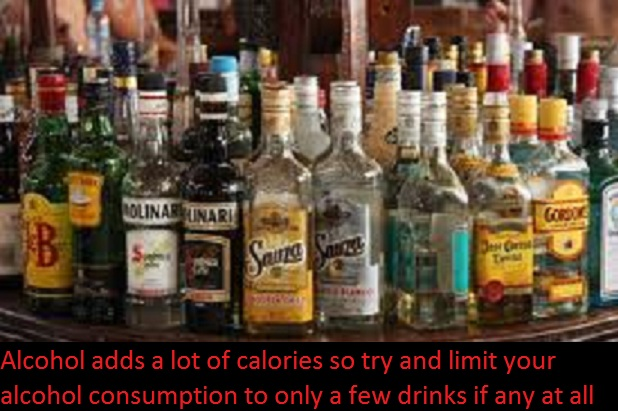 limit alcohol during the holidays Holiday Eating Tips: Eating Healthy Over The Holidays