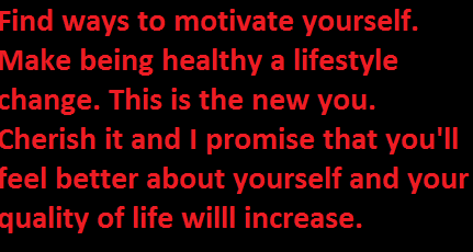 motivate yourself and stick to your workout routine Staying Motivated by Sticking To A Fitness Routine!