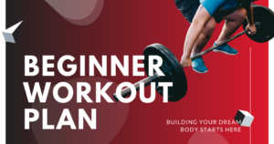beginner workout plan