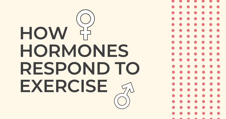 hormonal response to exercise