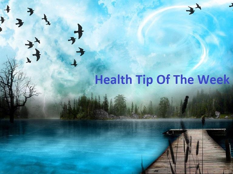 health tip of the week everything is okay Health Tip Of The Week #10   Everything Is Okay