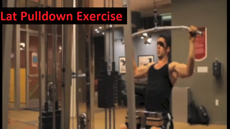 abs and back workout lat pulldowns The Best Abs And Back Workout Video