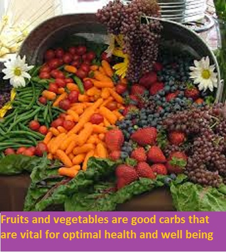 fruits and vegetables are good carbs and do not cause weight gain Do Carbs Make You Fat? | What Are The Causes Of Weight Gain?