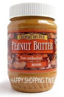 peanut butter is a good source of vegan protein