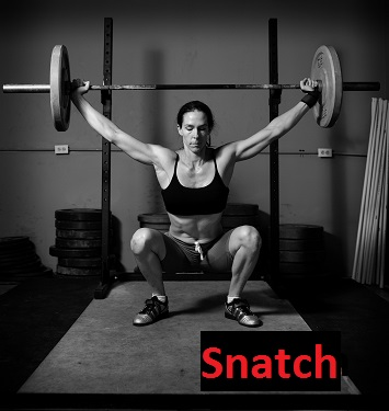 snatch exercise Learn How To Gain Strength Without Size