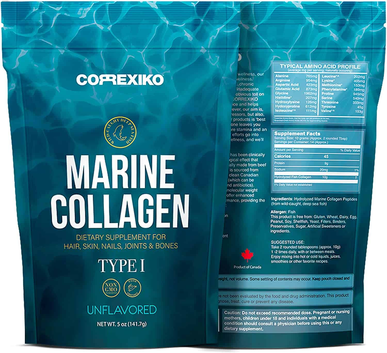 CORREXIKO marine collagen