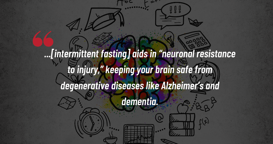 neural benefits from intermittent fasting