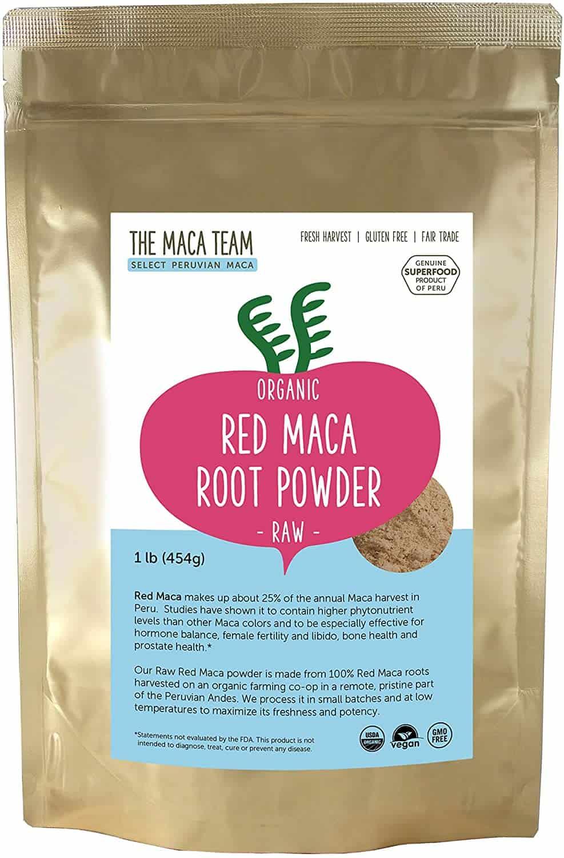 Bet maca powder for women