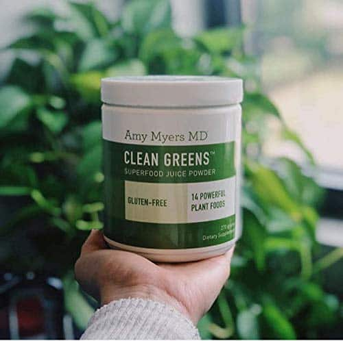 organic greens maca powder