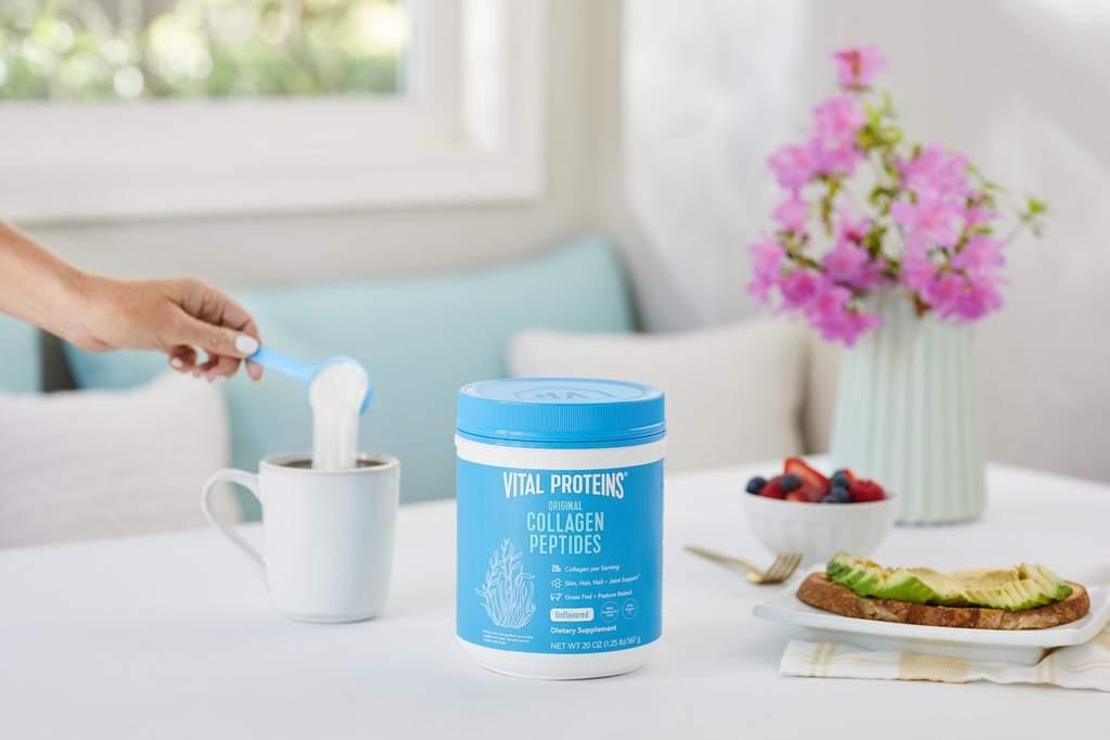 vital proteins collagen powder