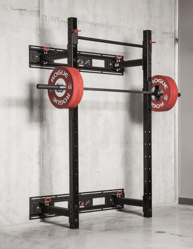 rogue squat rack