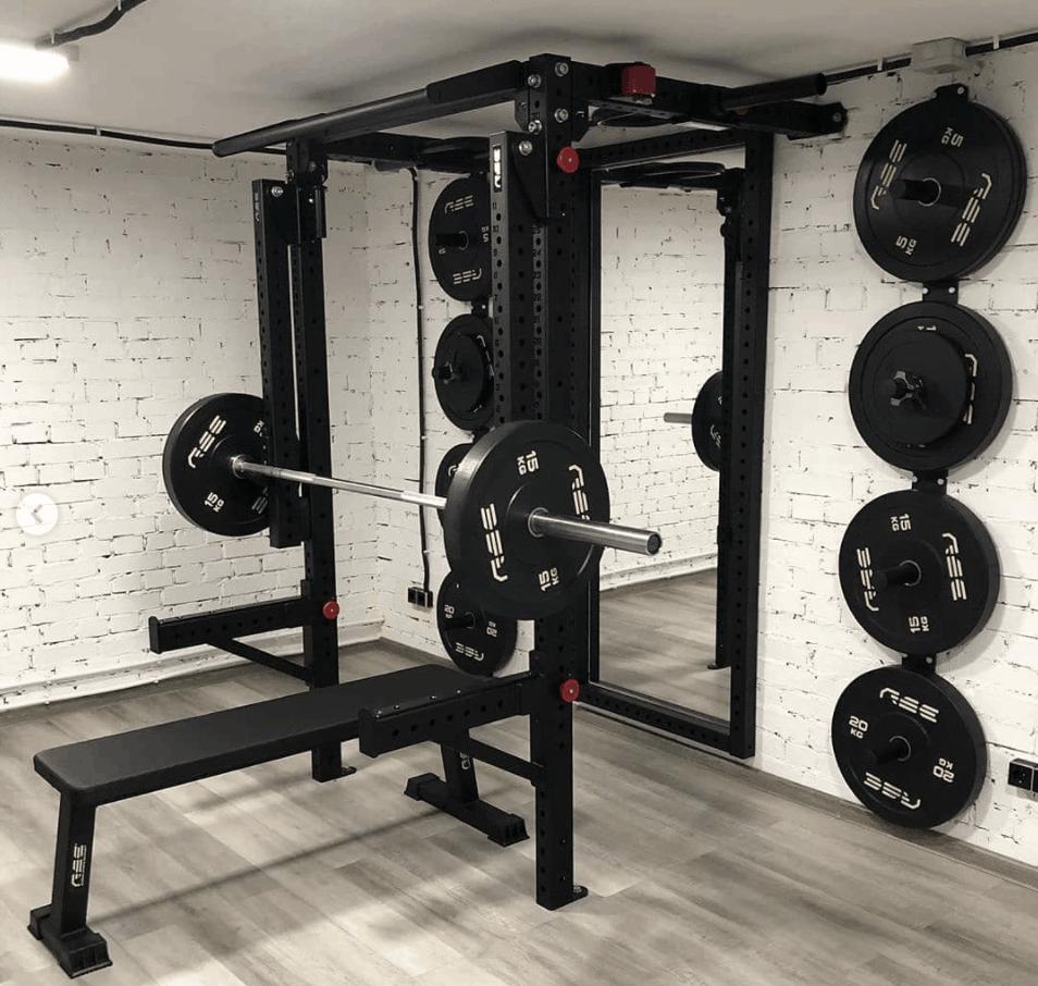 affordable home gym setup