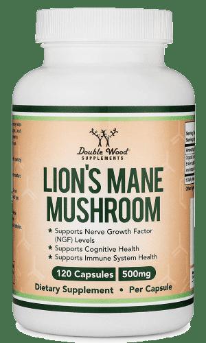 Double Wood Supplements Lions Mane