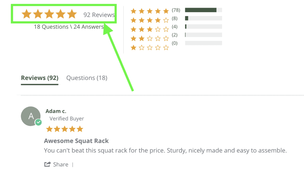 Fringe Squat Rack Reviews
