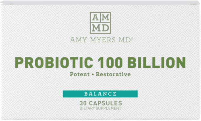 amy myers probiotic