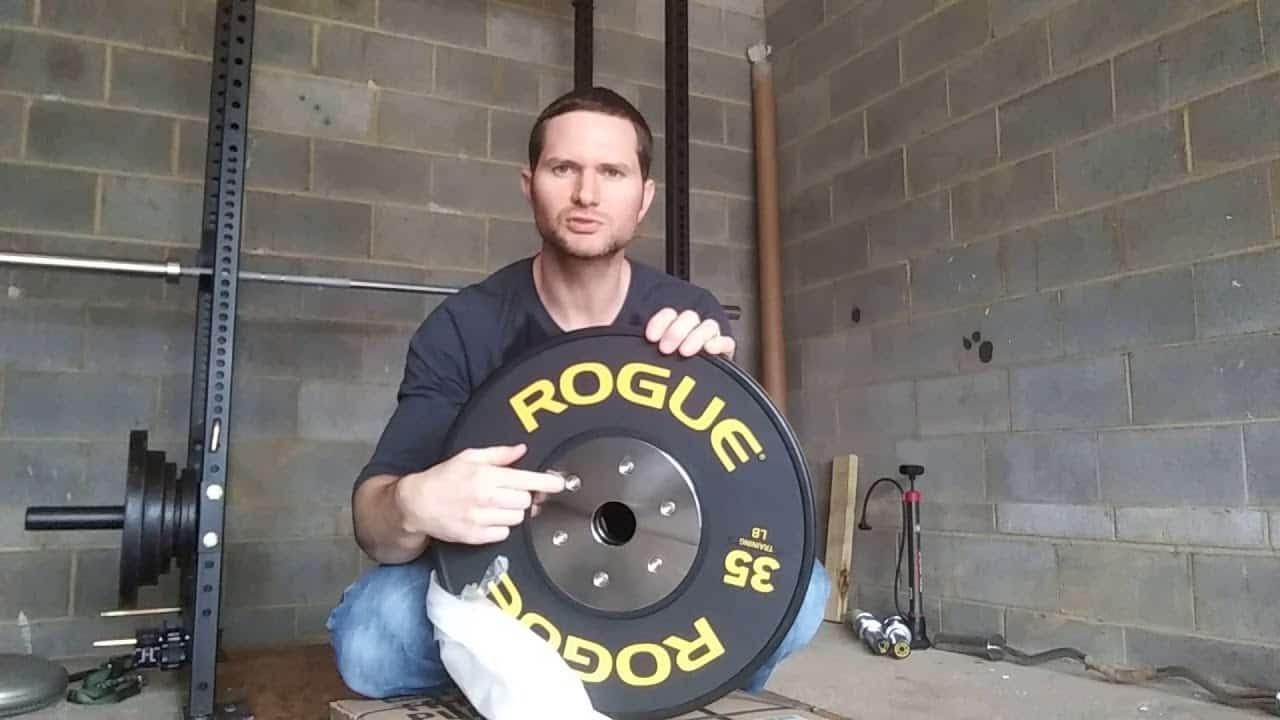 Rogue Bumper Plate