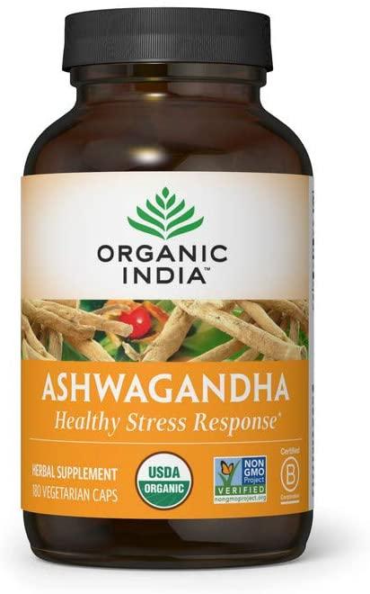 Organic India Ashwagandha Herbal