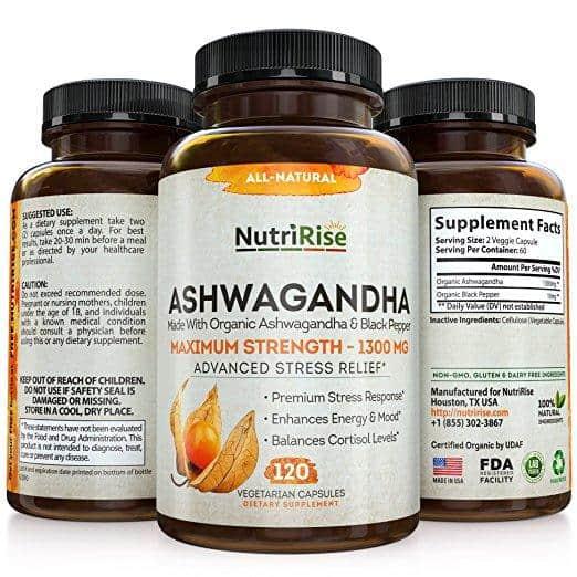 NutriRise Ashwagandha