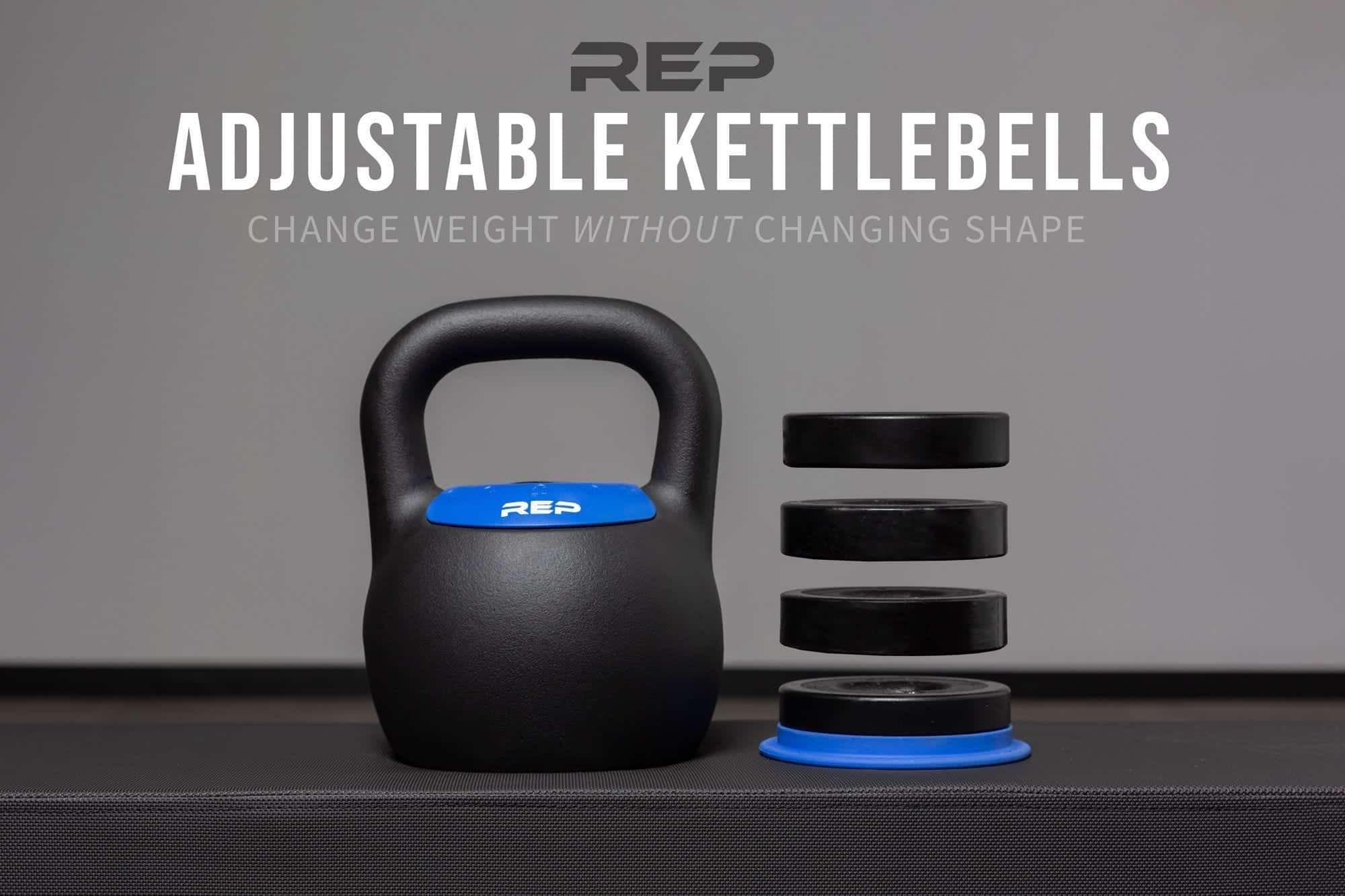 REP kb Kettlebells