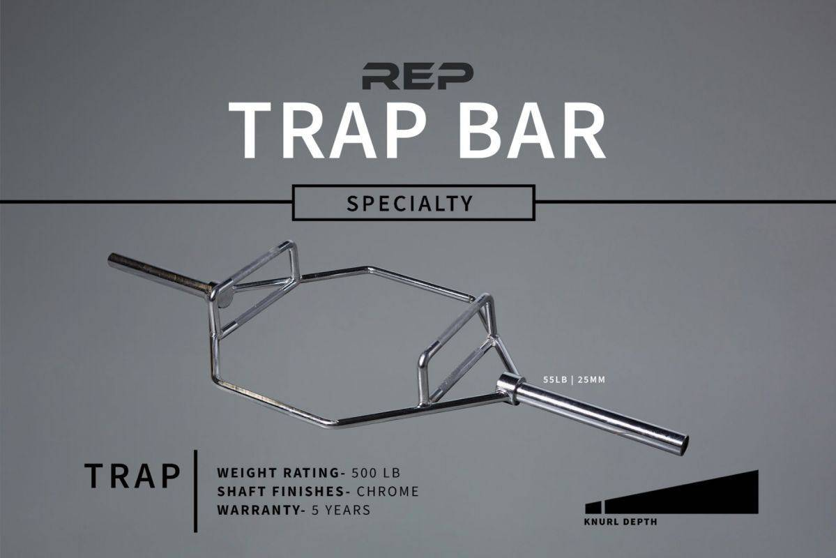 REP TRAP BAR