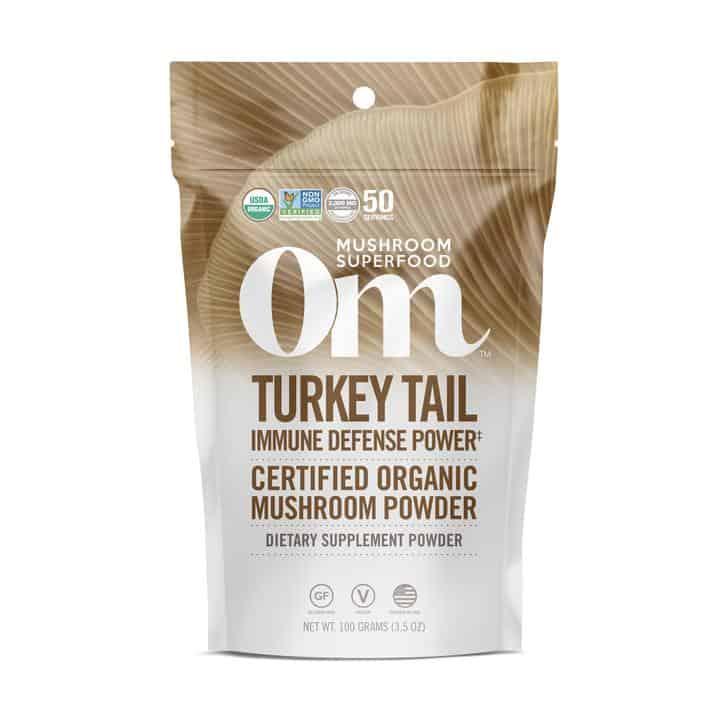 Om Turkey Tail