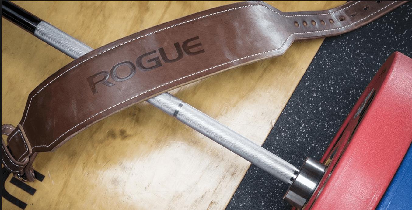 Rogue Oly Ohio Lifting Belt