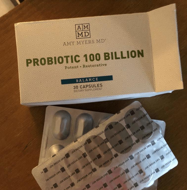 Probiotic 100 Billion