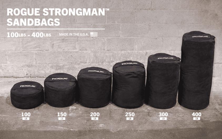Rogue Strongman Sandbag
