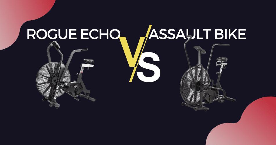 Rogue Echo Vs Assault Bike