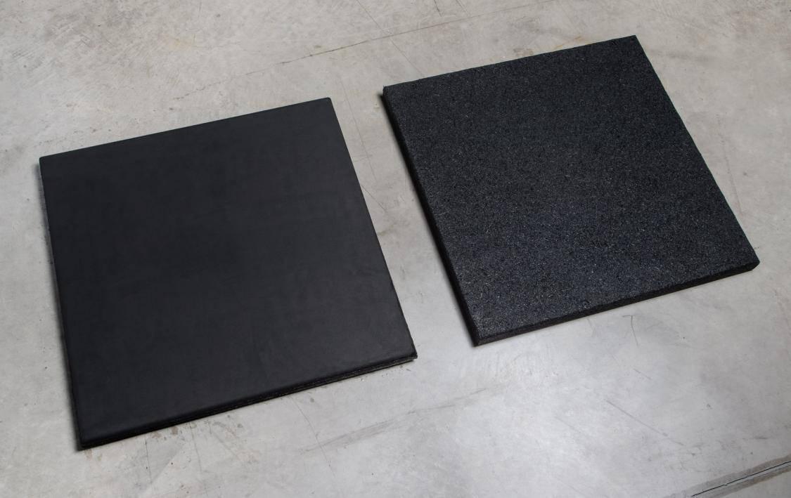 """Rogue 24"""" x 24"""" x 1.5"""" Rubber Tile"""